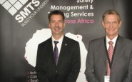 SA SMTS executive director, Max Koen (left), and operations manager Jamie Richardson.